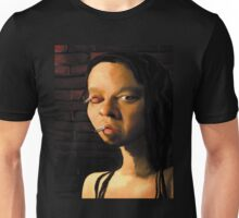 Back Alley Smoke Unisex T-Shirt