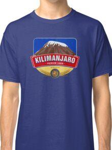 KILIMANJARO LAGER BEER TANZANIA Classic T-Shirt