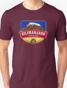 KILIMANJARO LAGER BEER TANZANIA T-Shirt