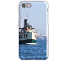 Ferryboat transportation. iPhone Case/Skin