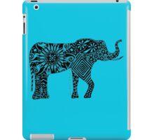 Elephantine Doodles BW iPad Case/Skin