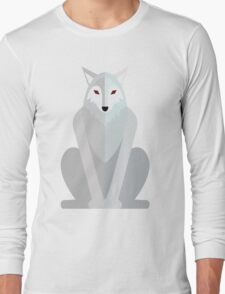 Paper Ghost Long Sleeve T-Shirt