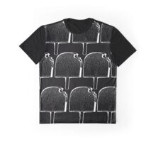 popcicle black Graphic T-Shirt