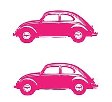 Little Pink Beetles For You and Me by Edward Fielding