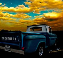 56 Chevy Truck by ChasSinklier