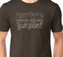 at gunpoint Unisex T-Shirt