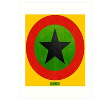 AFRICAN ALL STAR Art Print