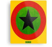 AFRICAN ALL STAR Metal Print