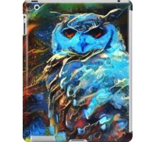Who, Who Are You? Who, Who! iPad Case/Skin