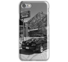 Mountain Motoring iPhone Case/Skin