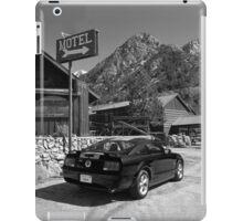 Mountain Motoring iPad Case/Skin