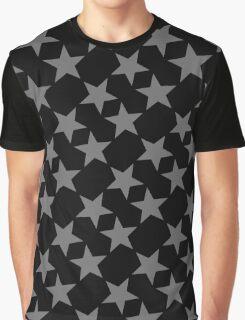 GREY STARS-2 Graphic T-Shirt