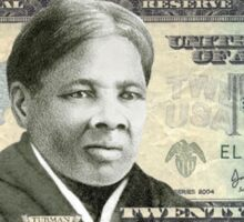 Harriet Tubman Twenty Dollar Bill Sticker