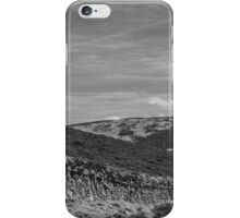 Divided Hills iPhone Case/Skin