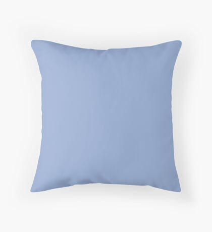 Pantone Colour of the Year 2016 Serenity  Throw Pillow