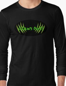 Claws Out! Long Sleeve T-Shirt