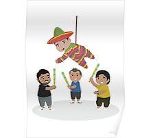 Impractical Jokers: The Human Piñata Poster