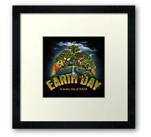 Earth Day 2016 Framed Print