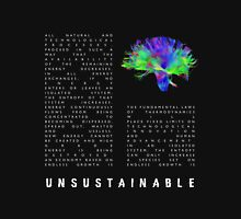 The 2nd Law: Unsustainable - Muse Unisex T-Shirt