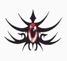 tribal eye One Piece - Short Sleeve