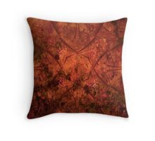 Abstract 1G Throw Pillow