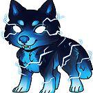 Skoll Pup by cargorabbit