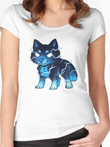 Skoll Pup Women's Fitted Scoop T-Shirt
