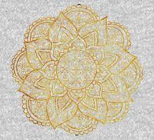 Mandala - Ocean One Piece - Short Sleeve