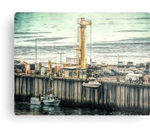 Welcome To Port Orford Metal Print