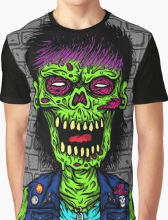 TOO REBEL TO DIE! Graphic T-Shirt