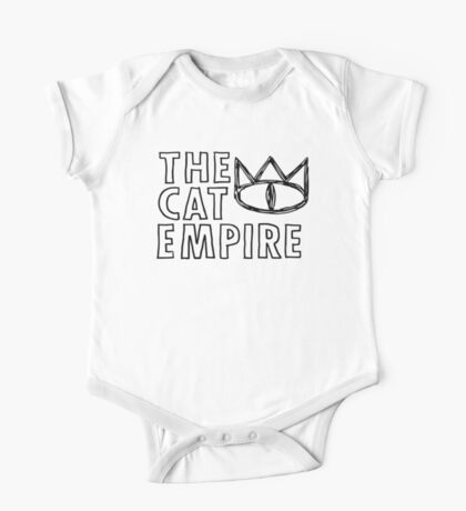 The Cat Empire One Piece - Short Sleeve