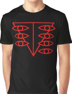Evangelion - Seele's Classic Logo Graphic T-Shirt