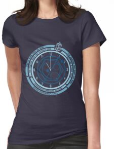 Time War Womens Fitted T-Shirt