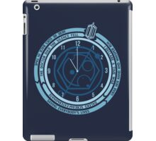 Time War iPad Case/Skin