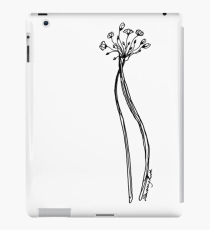 Flowering Rush iPad Case/Skin