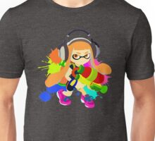 Splatoon - Inkling Girl Unisex T-Shirt
