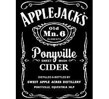 Applejack's Sweet Mash Cider Photographic Print