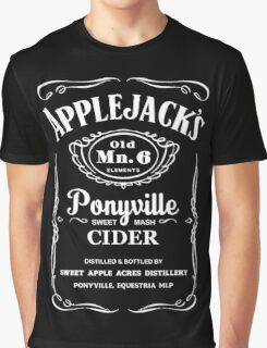 Applejack's Sweet Mash Cider Graphic T-Shirt