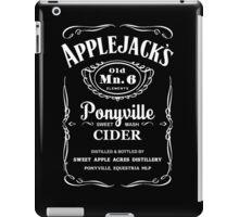 Applejack's Sweet Mash Cider iPad Case/Skin