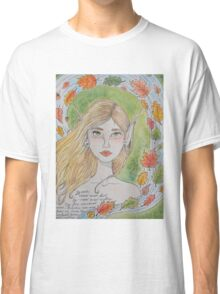 By water, wood and willow Classic T-Shirt