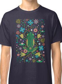 Botanical Frog  Classic T-Shirt