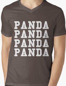 Panda Panda Desiigner - White Text T-Shirt