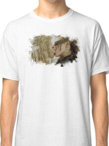 Clexa Kiss - The 100 - draw Classic T-Shirt