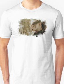 Clexa Kiss - The 100 - draw T-Shirt