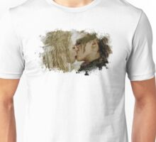 Clexa Kiss - The 100 - draw Unisex T-Shirt