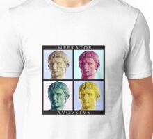 Imperator Augustus pop art Unisex T-Shirt