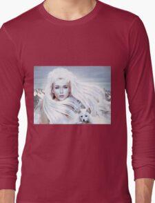 Winter Queen Long Sleeve T-Shirt