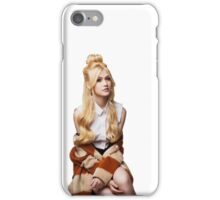 Katherine McNamara iPhone Case/Skin