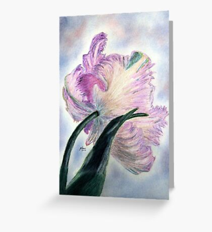 Queen of Spring Greeting Card