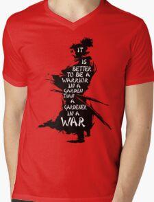 Warrior's Garden Mens V-Neck T-Shirt